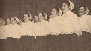 Kesztölci Pávakör, 1972