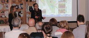 Tájépítész hallgatók képzelték el a jövő települését Kesztölcön