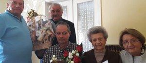 Radovics Józsefné 90 éves