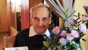 Születésnapi köszöntő – Feri bácsi 90 éves