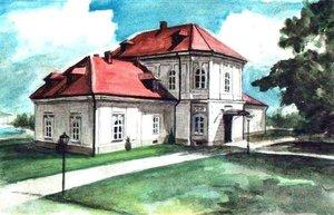 Tiszaroffi kastély (21x30)